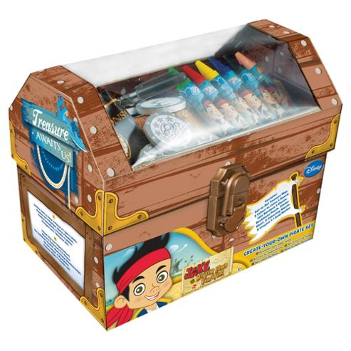 Jake The Neverland Create Your Own Pirate Set