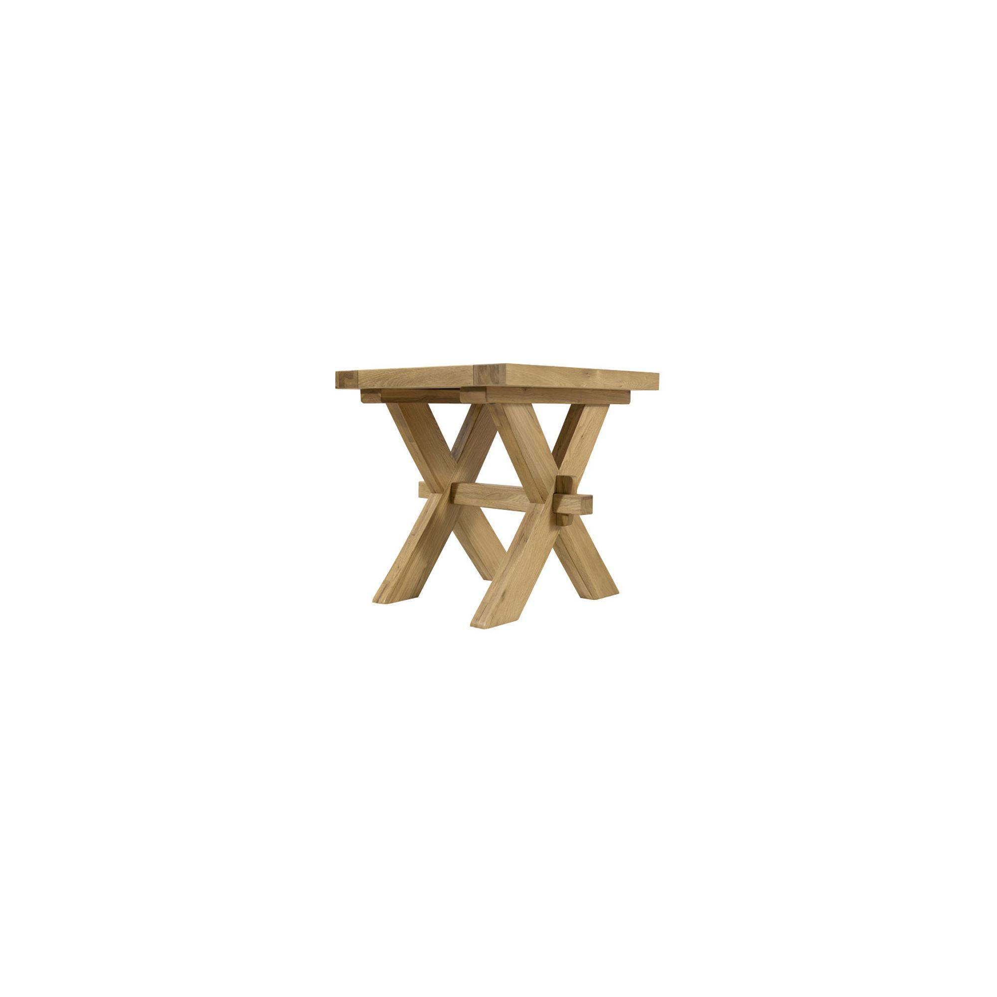 Mark Harris Avignon Oak Lamp Table