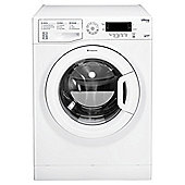 Hotpoint S-Line SWMD9437  Washing Machine, 9Kg Wash Load, 1400 RPM Spin, A+++ Energy Rating, White