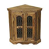 Elements Jaitu Corner Cabinet
