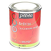 Pebeo Chalkboard Paint - Imperial Red - 250ml