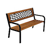 Mercer Leisure Seville 2 Seater Garden Bench