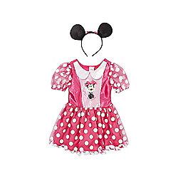 Disney Minnie Mouse Dress-Up Costume
