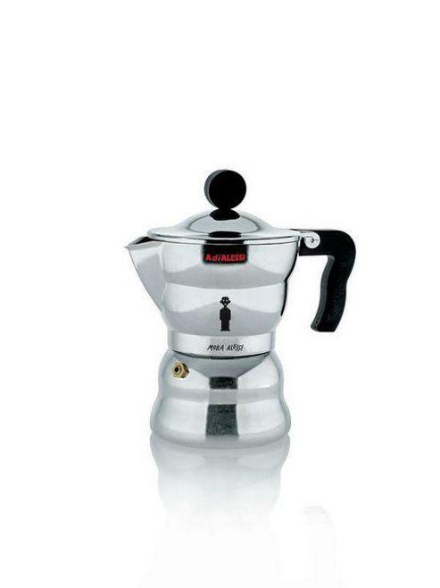 Alessi AAM33/3 Moka 3-cup Espresso Coffee Maker