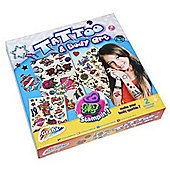 Grafix Tattoo And Body Art Stamp Set