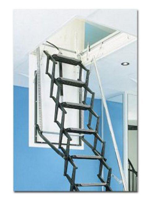 Model S Concertina Electric Loft Ladder
