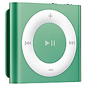 Apple 2GB (4th Gen) shuffle iPod Green