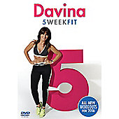 Davina: 5 Week Fit DVD