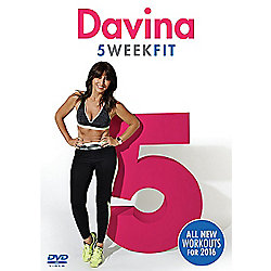 Davina: 5 Week Fit DVD