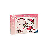 Hello Kitty (Rainbow&Teddy) 100 Piece Puzzle - Ravensburger
