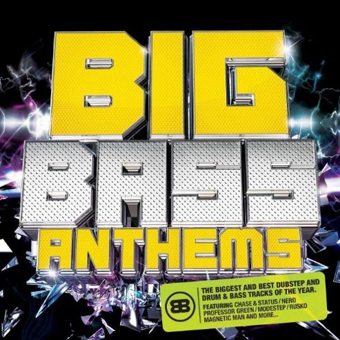 Big Bass Anthems 2Cd