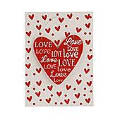 Keepsake Valentines Day Card