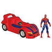Spiderman Spider Sense Deluxe Battle Vehicle