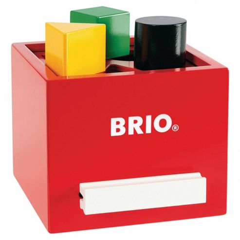 Brio Wooden Sorting Box