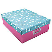 Pretty Dotty Storage Box