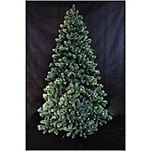 5ft Charlotte Spruce Blue PE Tree with 647 Tips
