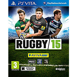 Rugby 2015 (PSVita)