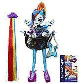 My Little Pony Equestria Girls Rainbow Rocks Rockin' Hairstyle Dolls - Rainbow Dash
