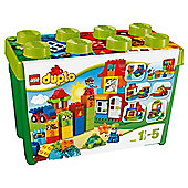 LEGO DUPLO My First Deluxe Box of Fun Bucket 10580