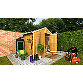 BillyOh 4000 4 x 8 Windowless Tongue & Groove Apex Shed