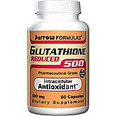 Jarrow Reduced Glutathione 500mg 60 Capsules