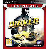 Driver - San Francisco - Essentials - PS3