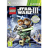 Lego Star Wars III Clone Wars (X360)
