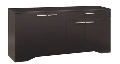 Gami Palace 4 Door Sideboard - Wenge