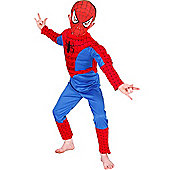 Rubies UK Deluxe Padded Chest Spiderman- S