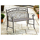 Versailes Bench - Washed Grey
