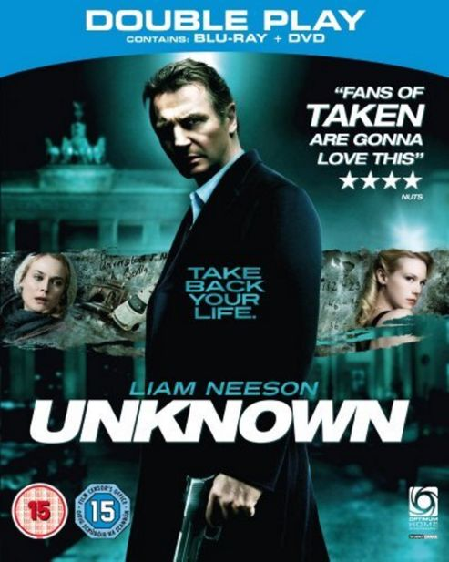 Unknown Blu-Ray Combi Pack