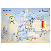 The Snowman Activity Set