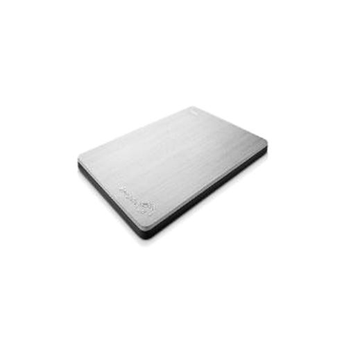 SEAGATE 500GB SLIM PORTABLE USB30 EXTERNAL HDD SILVER
