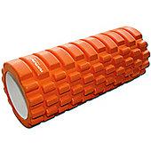 Tunturi Grid Foam Roller 33cm - Orange