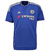 adidas Chelsea Replica Home Jersey 15/16 - Blue