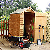 Mercia 6x4 Rustic Shed