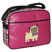 David & Goliath Pug Satchel