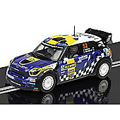 Scalextric Slot Car C3401 Mini Countryman Wrc
