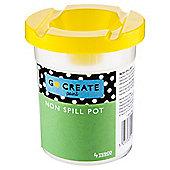 Go Create Non Spill Pot