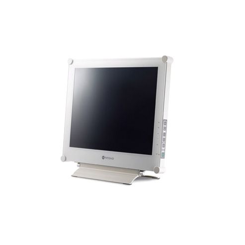 AG Neovo X-19AV 48.3 cm (19) LCD Monitor, 25 ms, 1280 x 1024, 16.7 Million Colours, 250 cd/m?, 700:1, DVI, VGA, White