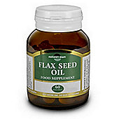 Natures Own Flaxseed Oil 60 Capsules