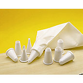 Kitchen Craft Plastic Piping Set