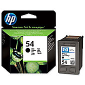HP 54 Inkjet Print Cartridge - Black