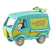 Scooby-Doo Mystery Machine Van Playset