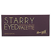 Barry M Limited Edition Eye & Face Palette 6 Starry Eyed