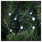 720 Multi Function LED Christmas Lights, White
