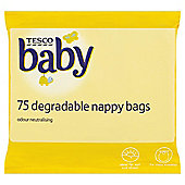 Tesco My Babys Nappy Bags 75