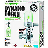 Great Gizmos Green Science Dynamo Torch