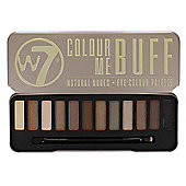 W7 In The Buff Natural Nudes Eye Shadow Colour Palette