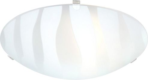 Home Essence Adity 1 Light Flush Ceiling Light
